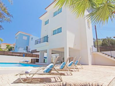 Photo for Detached Villa in a Peaceful Location with Amazing Views yet just a short distance from Protaras!