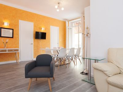 Photo for 3BR Apartment Vacation Rental in Cannes, Provence-Alpes-Côte-D'Azur