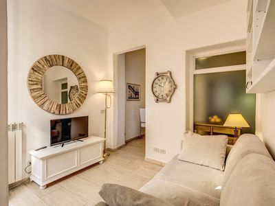 Photo for Romantic Trastevere Fienaroli Suite Lovely Terrace