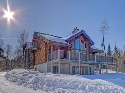 Photo for Chalet Apache 7 bedroom 18 people Mont Tremblant Region