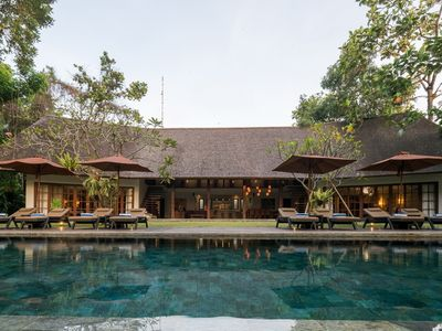 Photo for 7 Bedroom Tropical Villa in Canggu