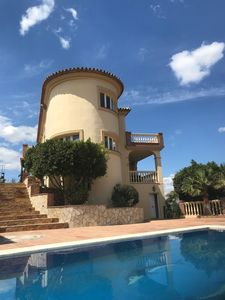 Photo for Luxury, Private Villa With Panoramic Views Of Las Lomas