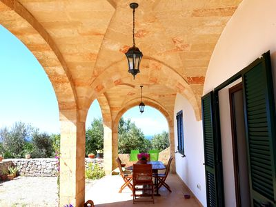 Photo for Holiday home in the countryside of Salento a few steps from the sea