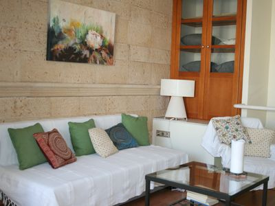 Photo for NEW AND BRIGHT PENTHOUSE IN THE HEART OF SEVILLE