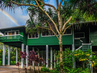 Photo for REDUCED RATE! Tree House Nestled Along a Stream & Tropical Surroundings.