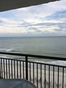 Photo for Bluewater Resort 803 Direct Oceanfront 2BR/2BA Condo-8th Fl