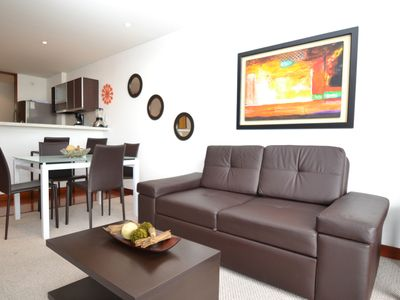 Photo for WANDA - 1 Br. Executive Apartment with private balcony