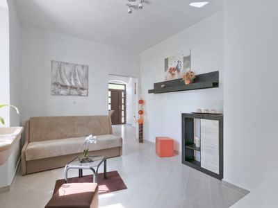 Photo for Vacation home More in Trget - 8 persons, 3 bedrooms