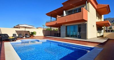 Photo for Villa in Adeje with heated pool