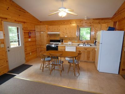 Photo for Very Nice Exceptionally clean 3 bedroom with fireplace, A/C and Fire pit