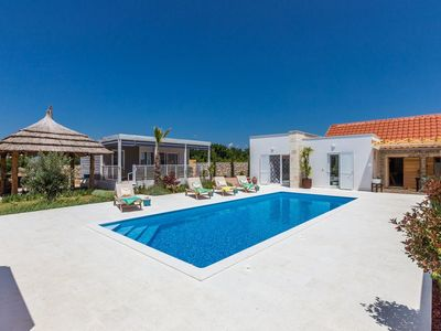 Photo for Family friendly house with a swimming pool Galovac (Zadar) - 17551