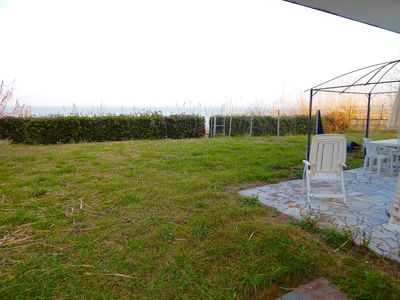 Photo for N129 - Numana, three-room apartment with garden 200 meters from the beach