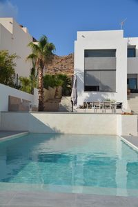 Photo for Peaceful modern house for a relaxing and luxurious holiday, wifi