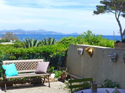 Photo for Apartment Les Louvans  in Saint Aygulf, Cote d'Azur - 2 persons, 1 bedroom