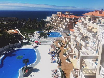 Photo for APARTAHOTEL **** RENOVATED IN 2018 IN TENERIFE SUR