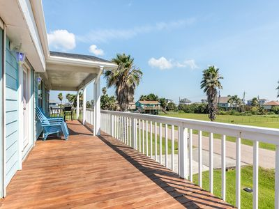 Photo for NEW LISTING! Charming dog-friendly home close to the beach with indoor hot tub