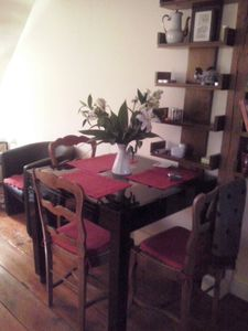 Photo for 130 euros a night.  Charming apartment 3 rooms at the seaside street V