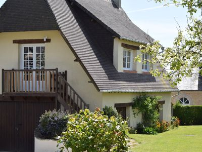 Photo for Bayeux Agy: Country Cottage / Gite - Agy