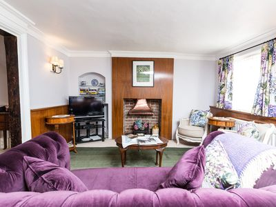 Photo for Historic cottage in a Conservation Area - shops, cafes and excellent transport