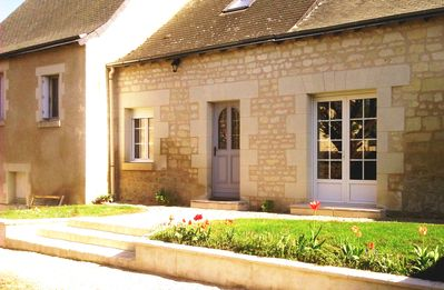 Photo for COTTAGE 3 stars in the heart of the Loire castles