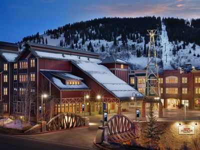 Photo for Marriott's Summit Watch: Two bedroom Main St. villa, easy ski access