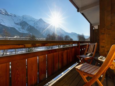 Photo for Appartement Les Capucins 22, Chamonix, France