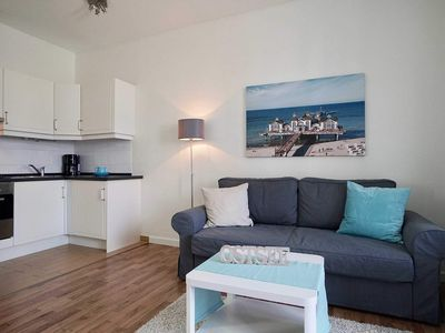 """Photo for Holiday apartment Jasmund (A) - Apartment house """"Haus Arkona"""""""