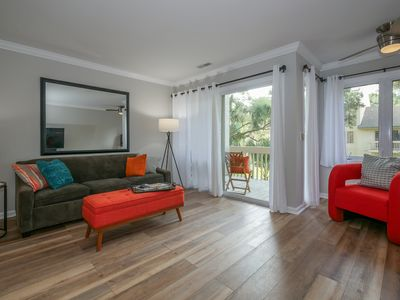 Photo for Stunning Remodel. Everything is new! 2 Bed 2.5 Bath Beach Arbor, Free Bikes!