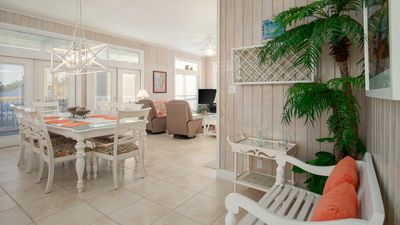 Photo for Stay in Cloud 9! Dog Friendly - Steps From the Beach - Private Pool