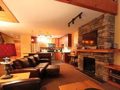 Photo for Fernie Pinnacle Ridge #41-103: 3 Bedroom Bear Chalet