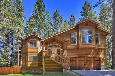Our Tahoe Ski Cabin