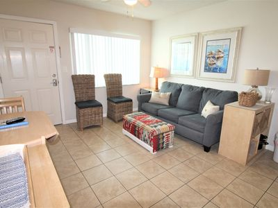 Photo for Tropic Breeze Unit 5 Madeira Beach Ground Floor Pool View Free Parking WIFI Heated Pool