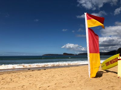 Photo for Umina Beach Cottage a stone throw away from the beach.