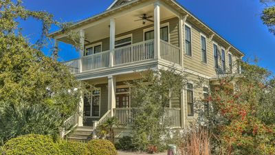 Photo for Private Beach Home in Grayton Beach. Close to Beach Access. Two Master Suites