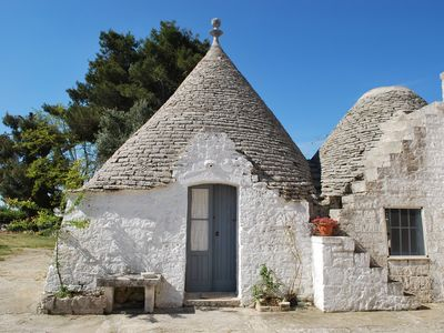 "Photo for Holiday House - Trulli the spot - ""The Focolare"""