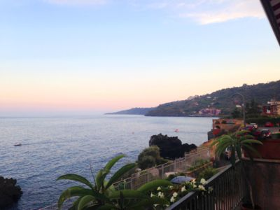 Photo for Stunning seafront - Between TAORMINA and CATANIA