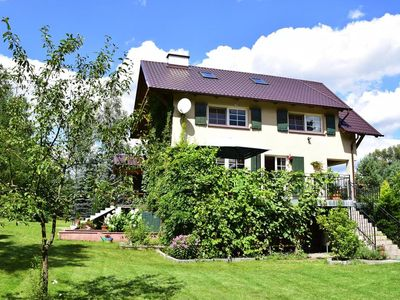 Photo for holiday home, Plesy  in Kaschubische Seenplatte - 8 persons, 3 bedrooms