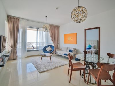 Photo for Beautiful 1BHk in 29 boulevard - 2505