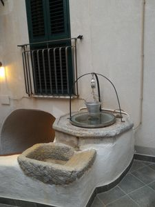 Photo for guest house botta bivano in the historic center 100 m from the beautiful beach