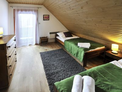 Photo for Vacation home Sojka resort in Malatíny - 6 persons, 3 bedrooms