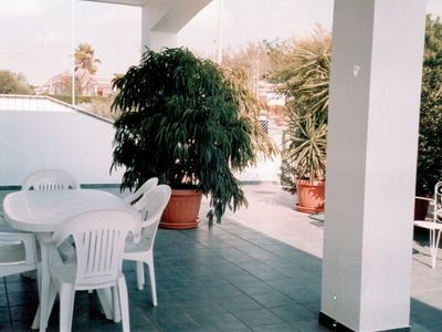 Photo for Gallipoli Mancaversa-Villa with garden for 6-8 persons + car parking spaces