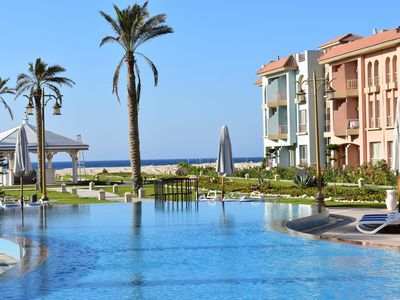 Photo for Porto Matruh Resort , beaches, relaxation and sandy beaches
