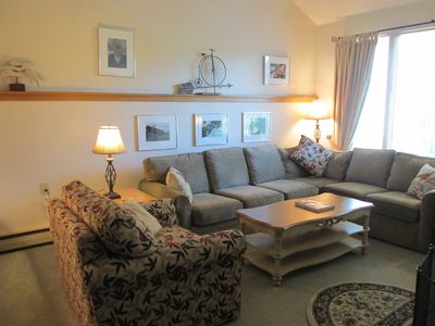 Photo for Ski / Snowboarding Condo  At Killington Mt.  2 Miles From Base