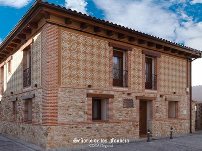 Photo for Rural house in Coca Segovia