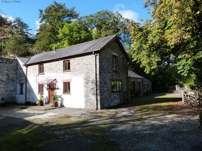 Photo for Waterfall, Cafe, Village Pub, Steam Train and Wonderful Walks - all on your Doorstep