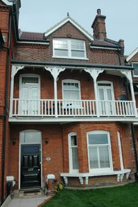 Fully restored Victorian family seafront home