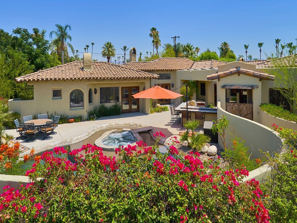 Beautiful Spanish Villa In The Movie Colony Homeaway