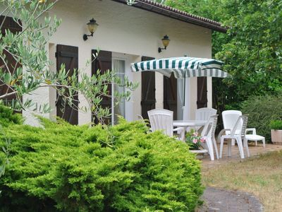 Photo for LACANAU LAC - GREAT COMFORT VILLA 250 M FROM THE LAKE