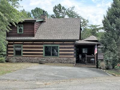 Photo for Sept Special in Smoky Mountain Cabin Warm & Cozy Near Convention Center!