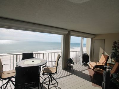 Photo for Spacious 3 Br On The Beach! Great Views & Amenities!
